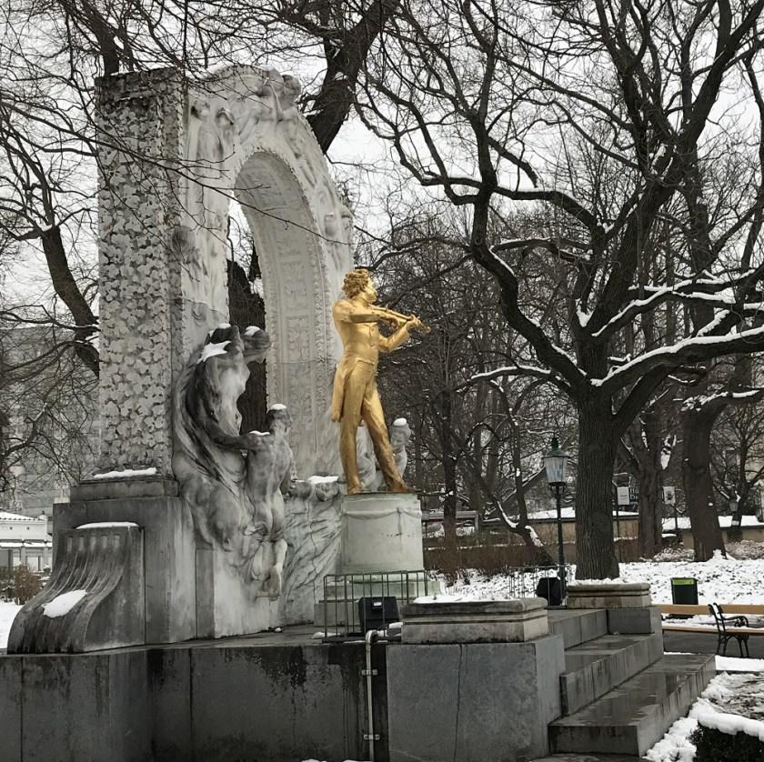 Winter im Stadtpark
