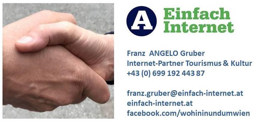 Visitenkarte Einfach Internet