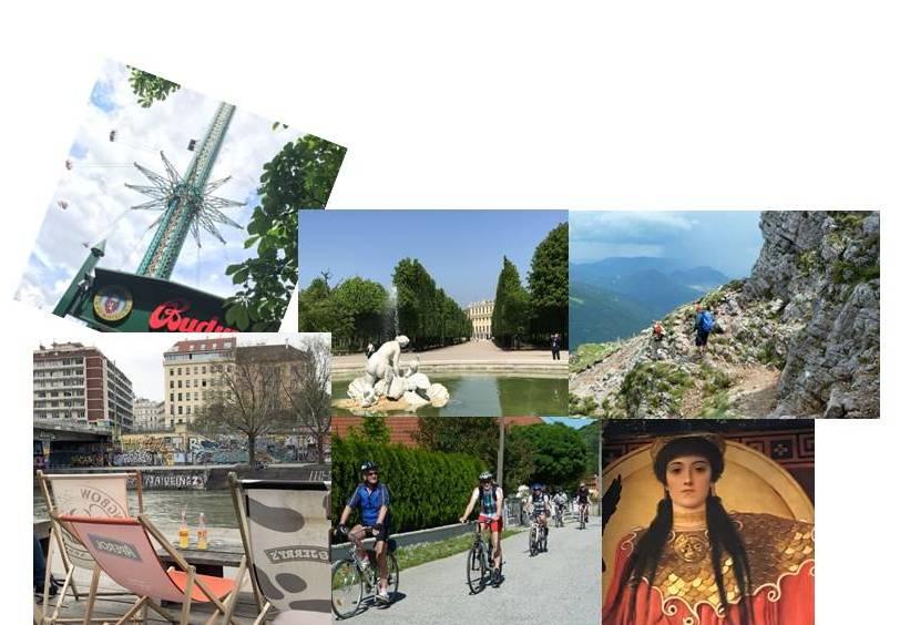 wohin - in und um Wien ?