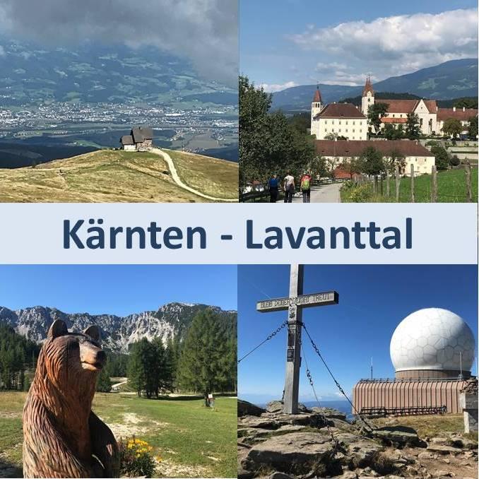 Wanderwoche Lanvanttal