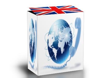 UK Landline EUR 4,90 per month