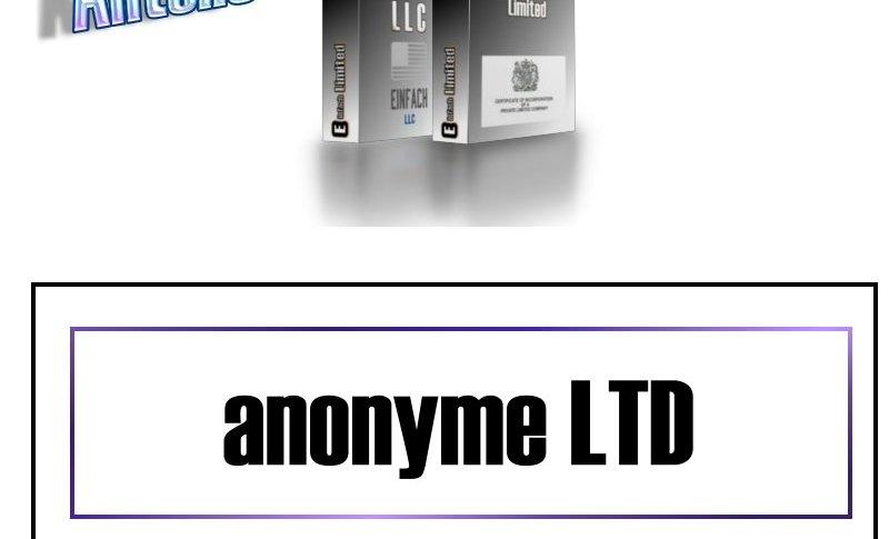 Anonyme englische LTD