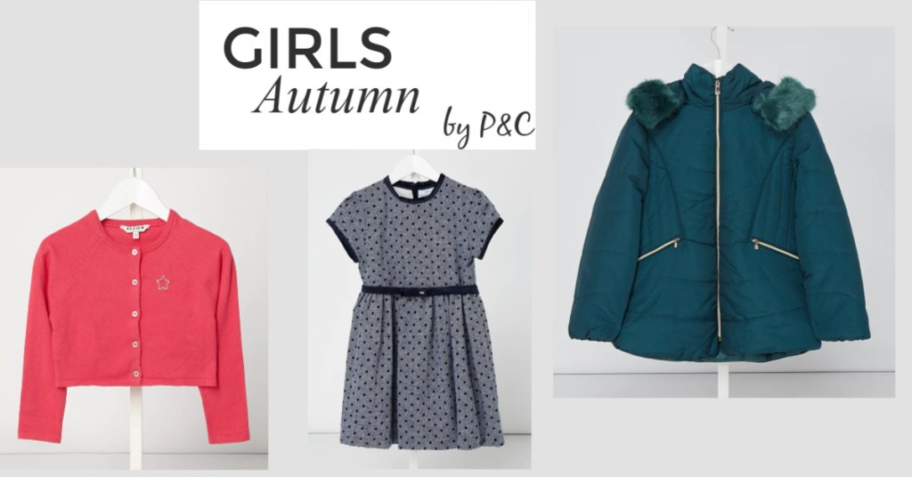 Peek & Cloppenburg Herbst Mode Mädchen