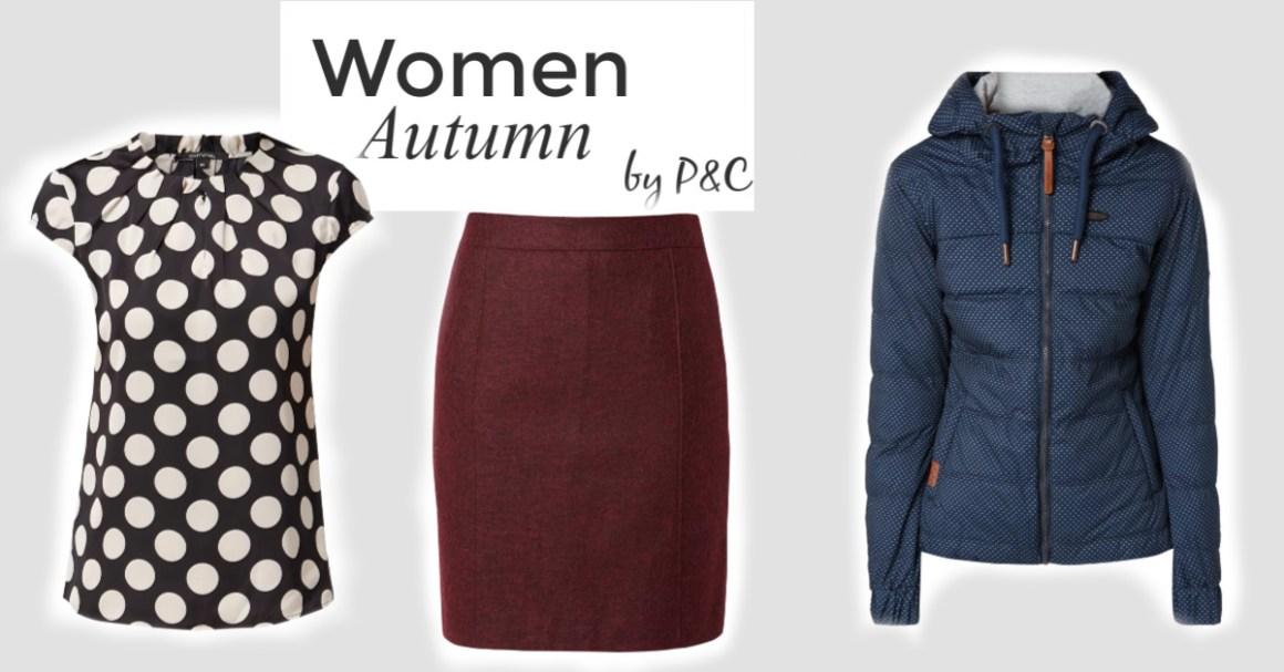 Peek & Cloppenburg Herbst Mode Frauen