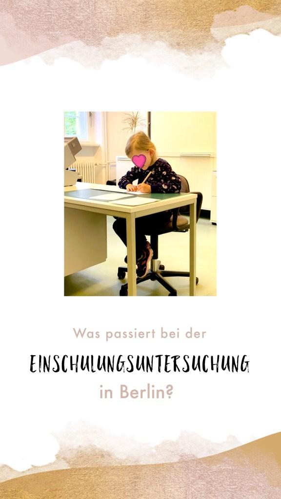 Einschulungsuntersuchung  Schuleingangsprüfung Pinterest