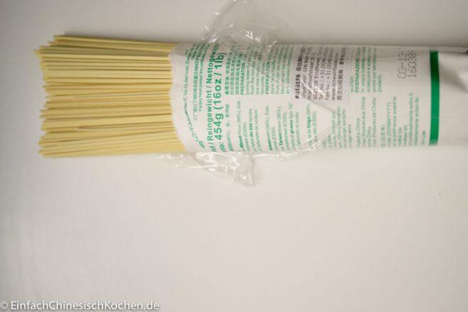chinesischer Nudelsalat mit Sesampaste-3