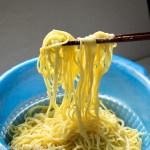 chinesischer Nudelsalat mit Sesampaste-9