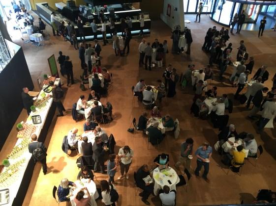 Vegetarische Mittagspause im Theater Basel