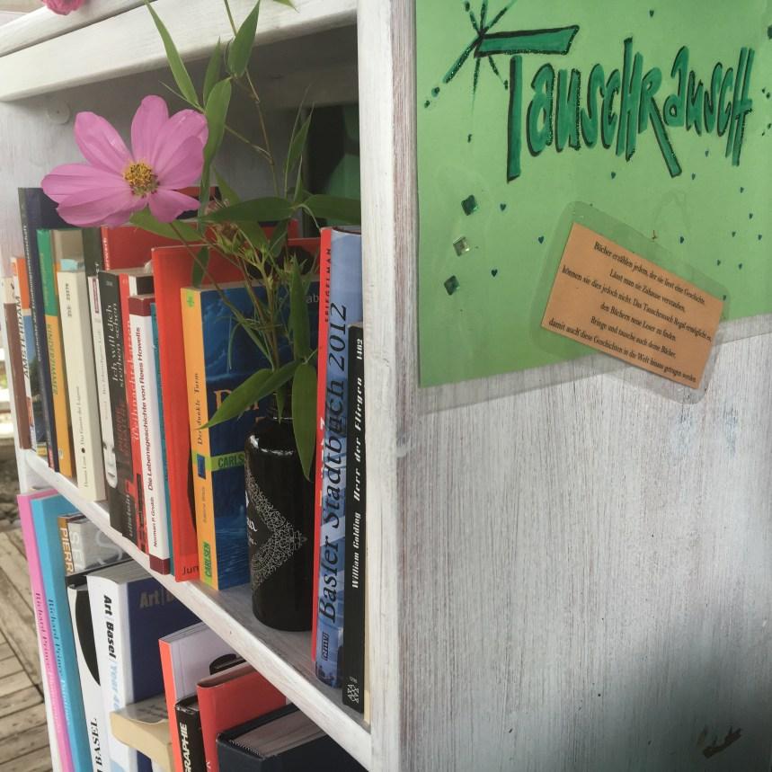 Bücher tauschen in Basel