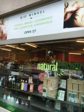 Natural Corner in Brüssel