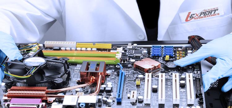 Expert informatique -MAINTENANCE- réparation PC / recyclage imprimante laser et jet encre