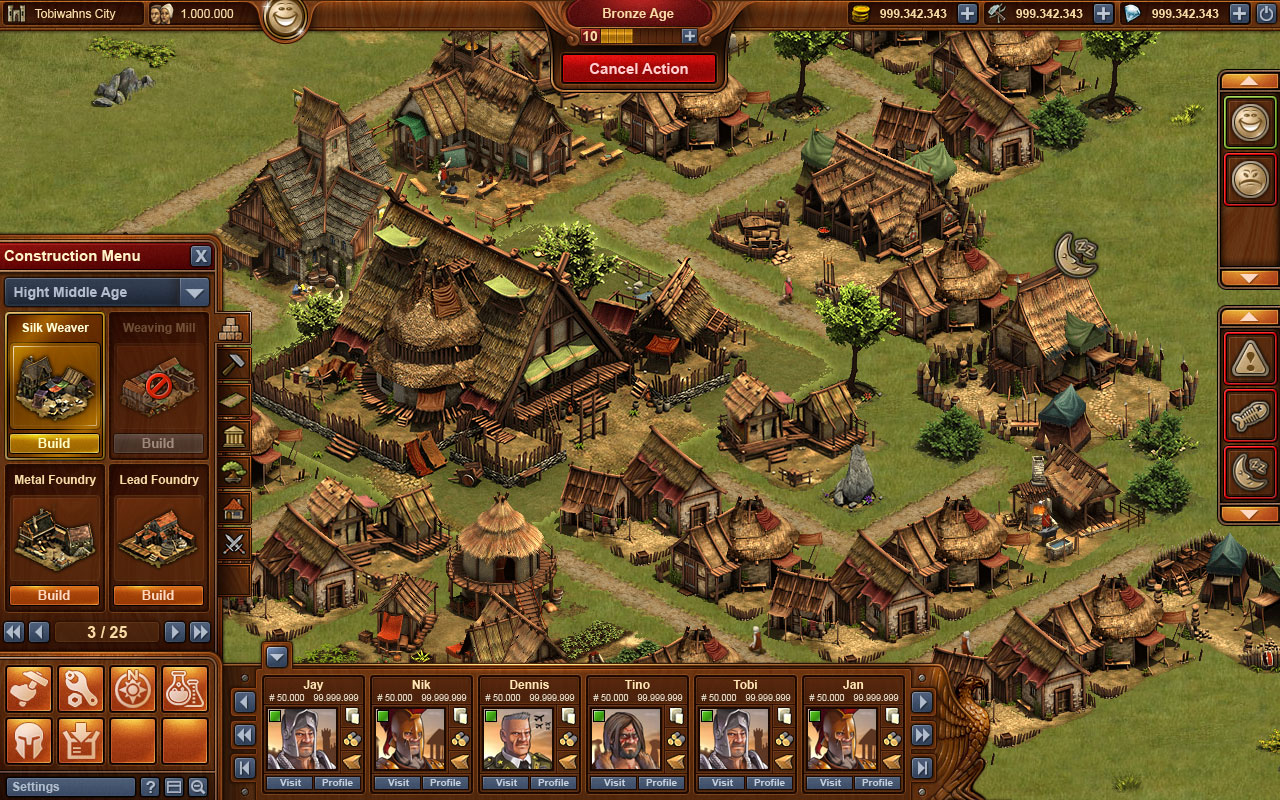 Game Time: Forge Of Empires – Cain S. Latrani