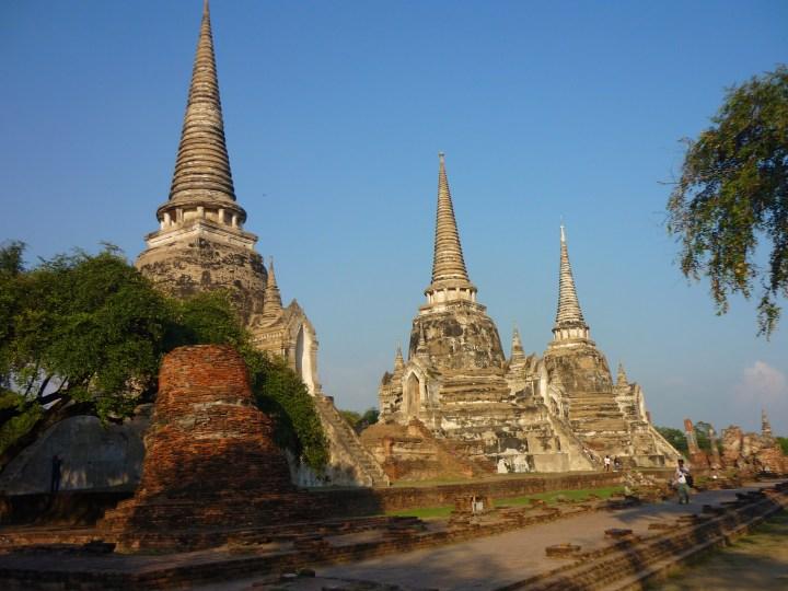 Wat Phra Si Sanphet (2)-1