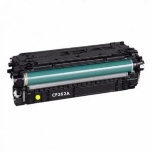 Toner, zamiennik CF362A, hp Color LJ M552dn, M553dn, M553n... yellow