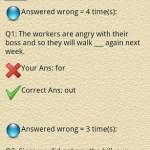 [Aplicación Android] English Grammar - Phrasal Verb