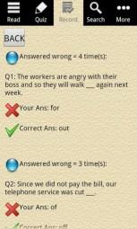 English Grammar - Phrasal Verb 09