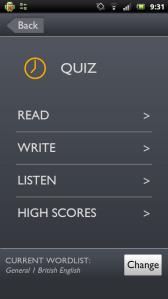 [Aplicación Android] Sounds - The Pronunciation App