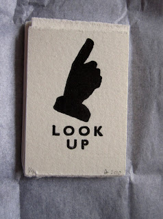 Phrasal verb: Look (At, for, out, over, up, up to)