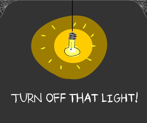 Phrasal verb: Turn (Around, on, off, up, down)