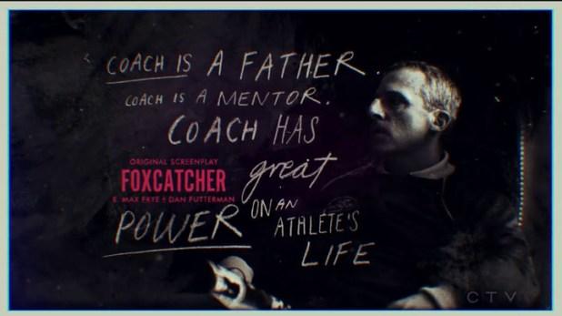 Foxcatcher-Oscar