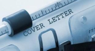 Ejemplo de Cover Letter