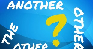 """Diferencias entre uso entre """"Other"""", """"the other"""" y """"Another"""""""