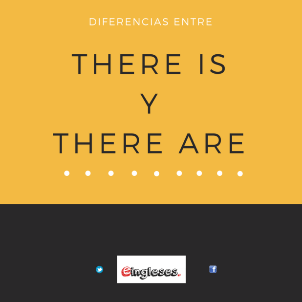 """Diferencias entre """"there is"""" y """"there are"""""""