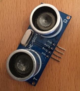 HC-SR04 Ultra sonic sensor