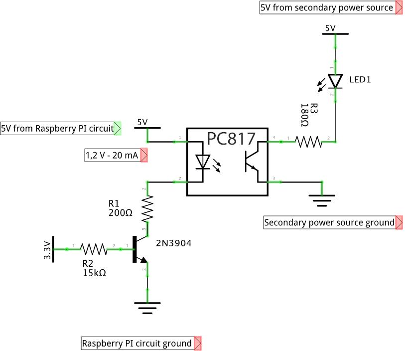 Optocouplers | Einhugur Tech Blog