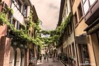 Freiburg mit Bächle