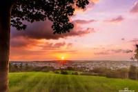 Sonnenuntergang Plauen