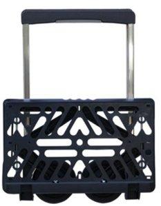 ROLSER PLEGAMATIC Original MF - Front zusammengeklappt ohne Tasche - Einkaufstrolley Vergleich
