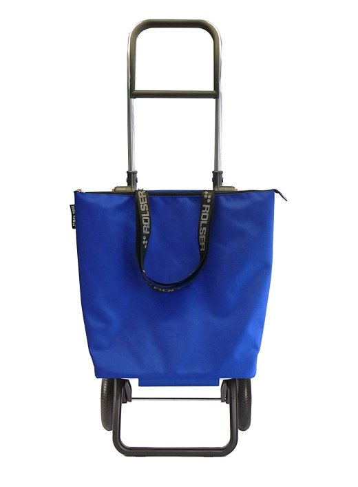 ROLSER LOGIC RG - MINI BAG PLUS MF - Einkaufsroller - blau - Einkaufstrolley Vergleich.de