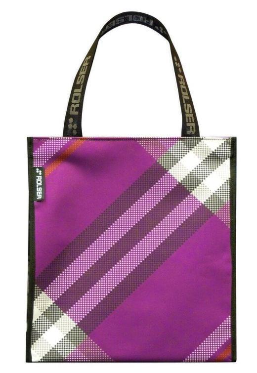 ROLSER Shopping Bag Bora giro | Einkaufstrolley-Vergleich.de