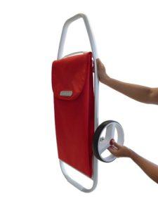 ROLSER Einkaufsroller Modell 8 - COM MF - Raeder - Einkaufstrolley-Vergleich.de