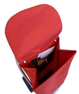 ROLSER Einkaufsroller Modell 8 - COM MF - Einkaufstasche - Einkaufstrolley-Vergleich.de