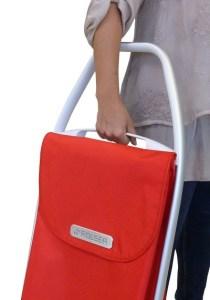 ROLSER Einkaufsroller Modell 8 - COM MF - Tragen - Einkaufstrolley-Vergleich.de