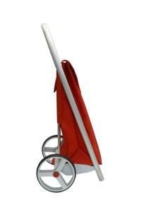 ROLSER Einkaufsroller Modell 8 - COM MF - Seitenansicht - Einkaufstrolley-Vergleich.de