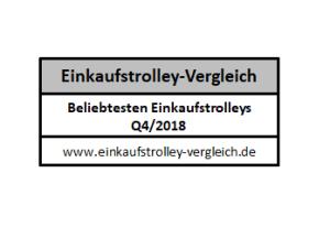Beliebtesten Einkaufstrolleys Q4 2018 / Einkaufstrolley Vergleich / Einkaufstrolley Test