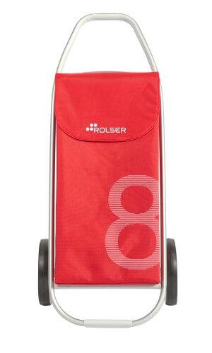 ROLSER Einkaufsroller Modell 8 MF New Generation - ROLSER Einkaufsroller - Auf der Ambiente 2019 - Einkaufstrolley-Vergleich.de