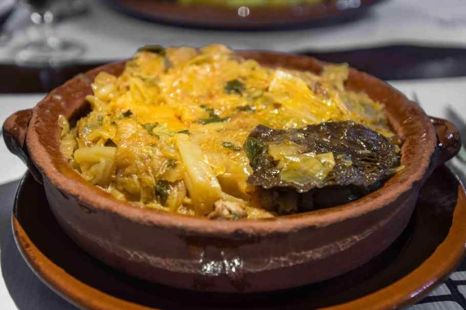 Mallorquinisch essen; Sopa Mallorquina