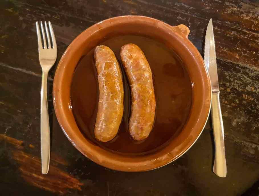 Chorizo ist typisch für Mallorca