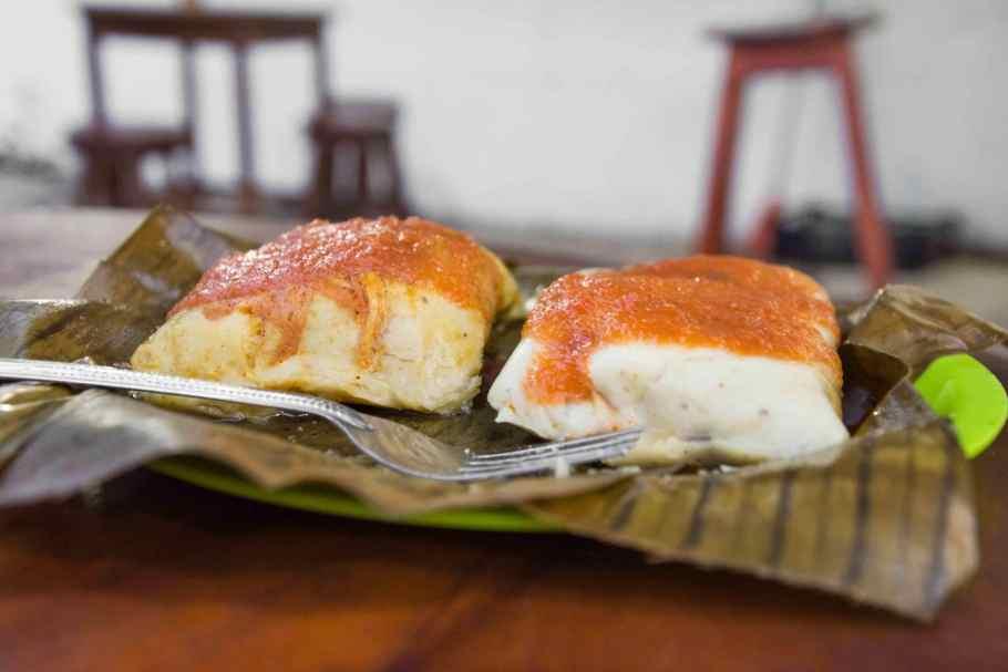 Tulum: Tamales