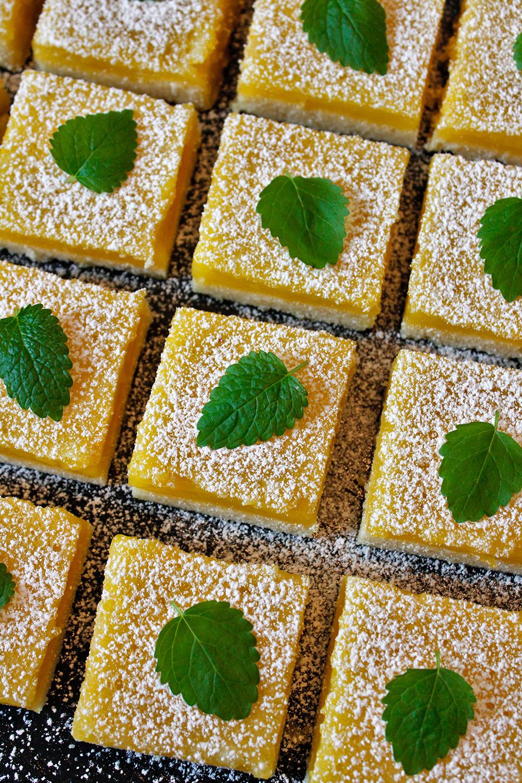 Rezept für Zitronen-Küchlein von Einmal Nachschlag, bitte!