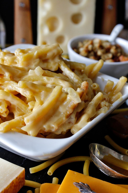 Rezept für Mac and cheese von Einmal Nachschlag, bitte!