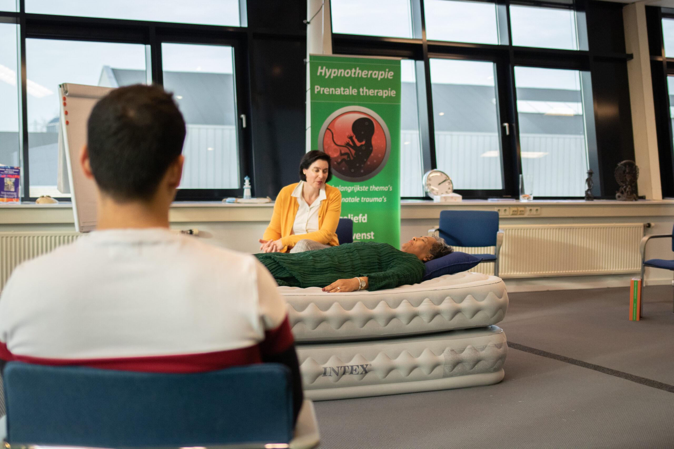 Onderwijsinformatie hypnose opleiding