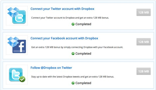 Dropbox Free