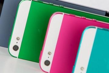 iPhone 5S - litir