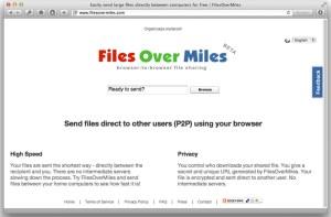 Vefsíða vikunnar: Files Over Miles