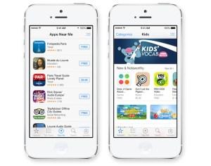 App Store - iOS 7